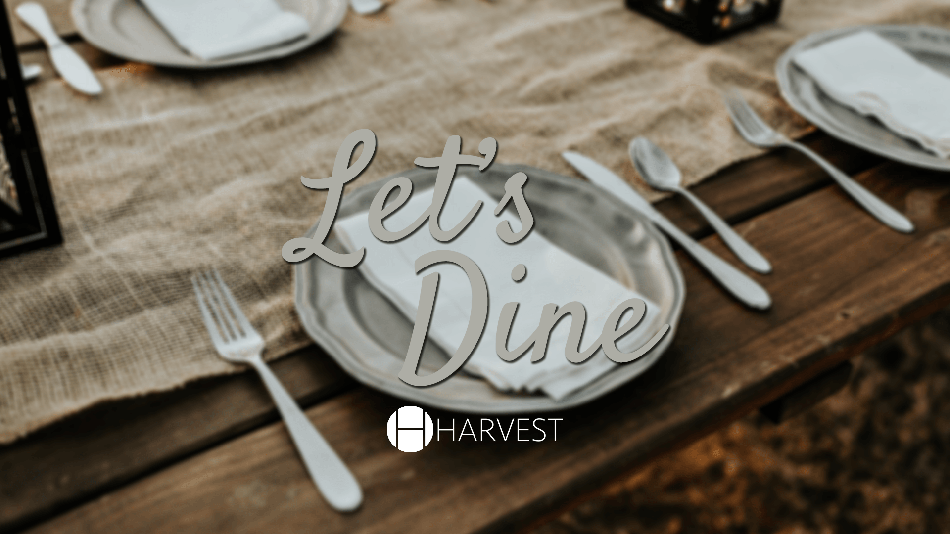 Let's Dine