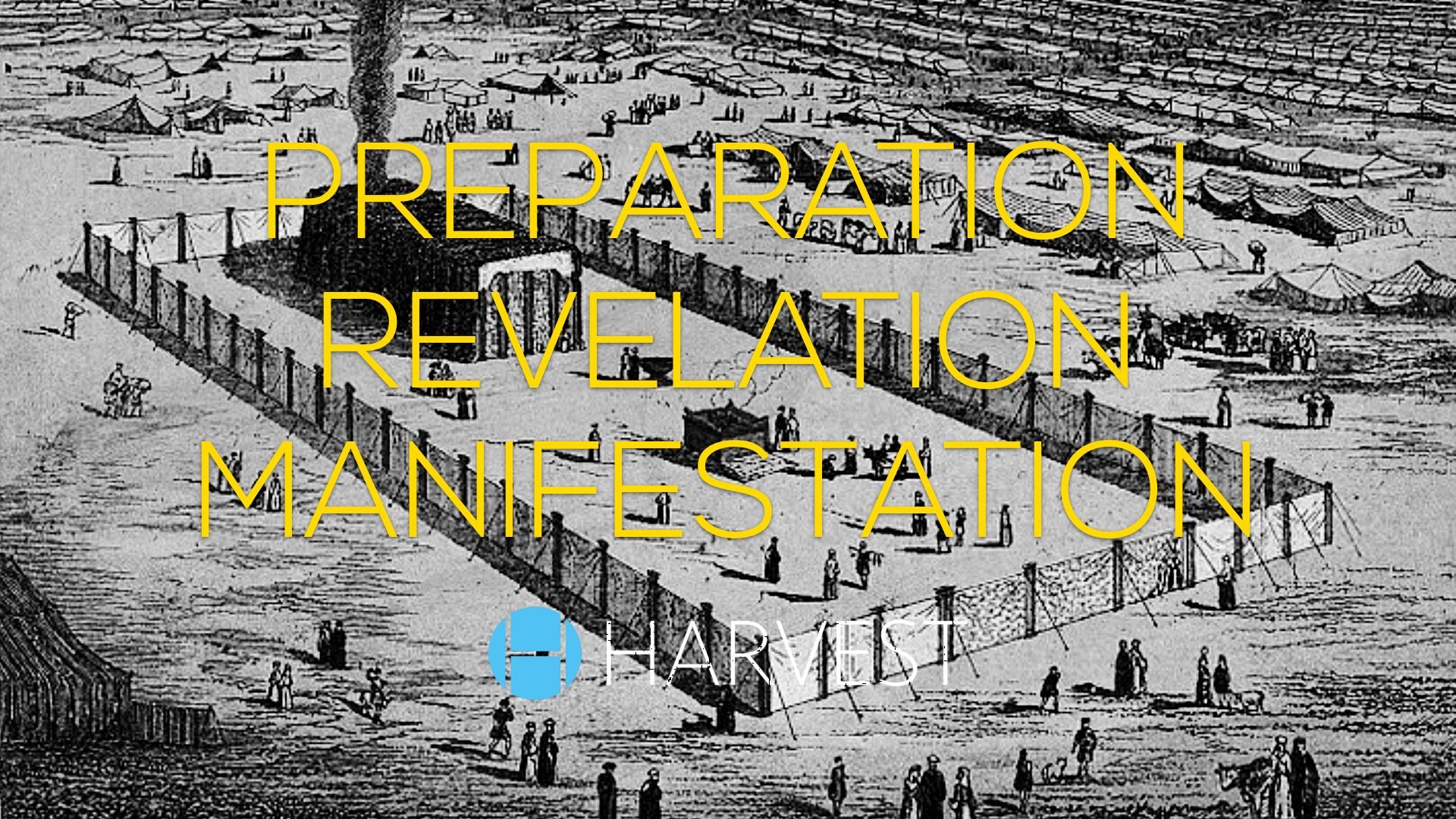 PREPARATION-REVELATION-MANIFESTATION