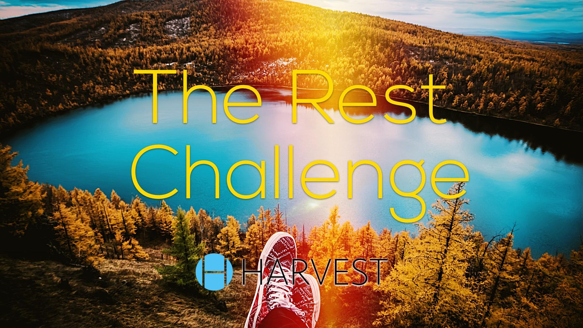 The Rest Challenge