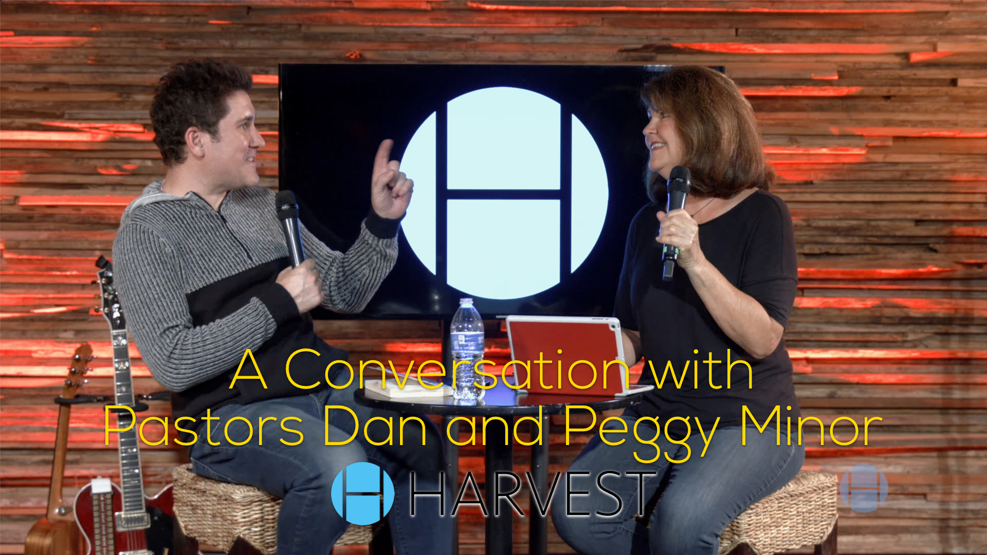 A Conversation with Pastors Dan and Peggy Minor