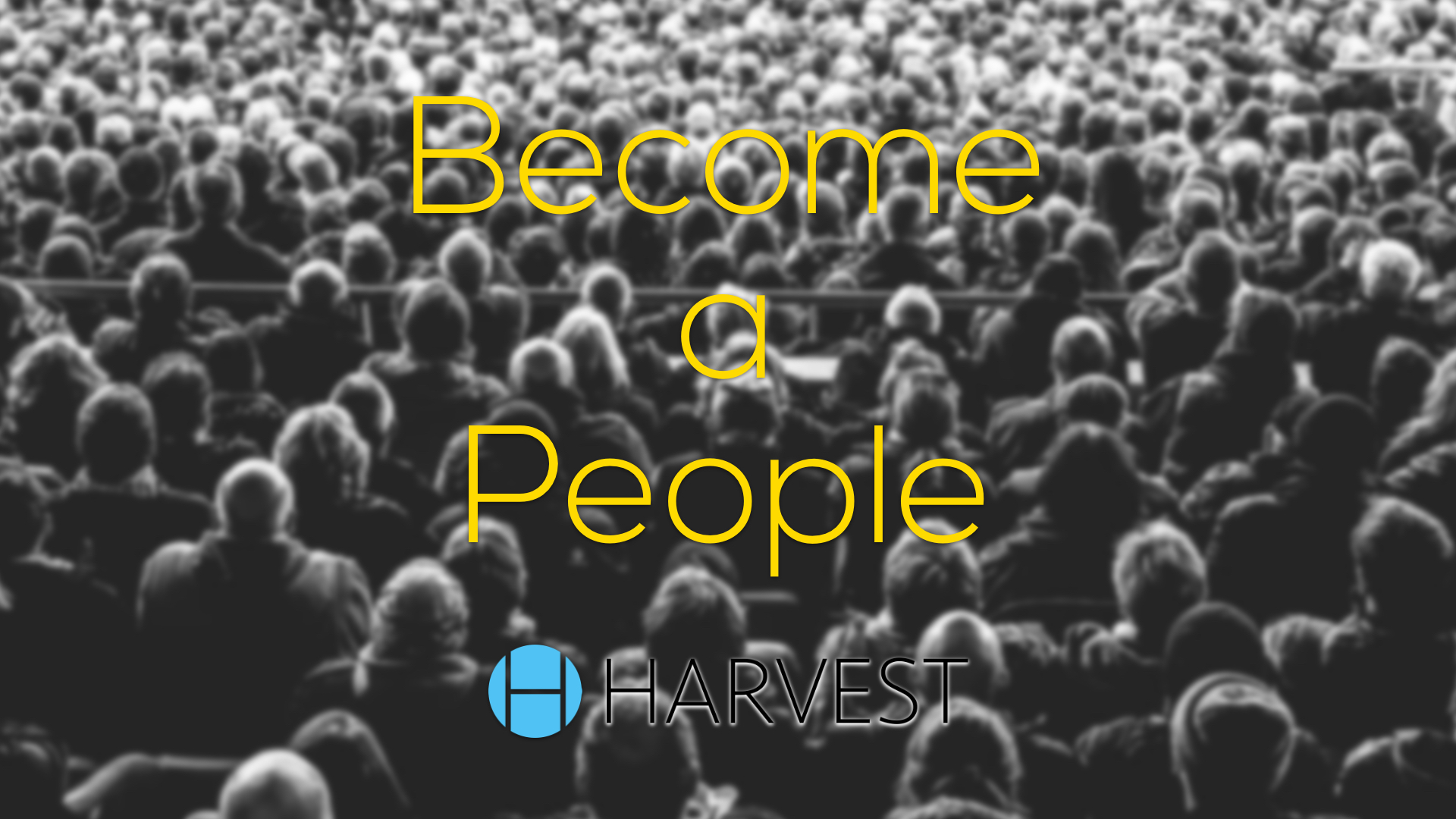 Become a People