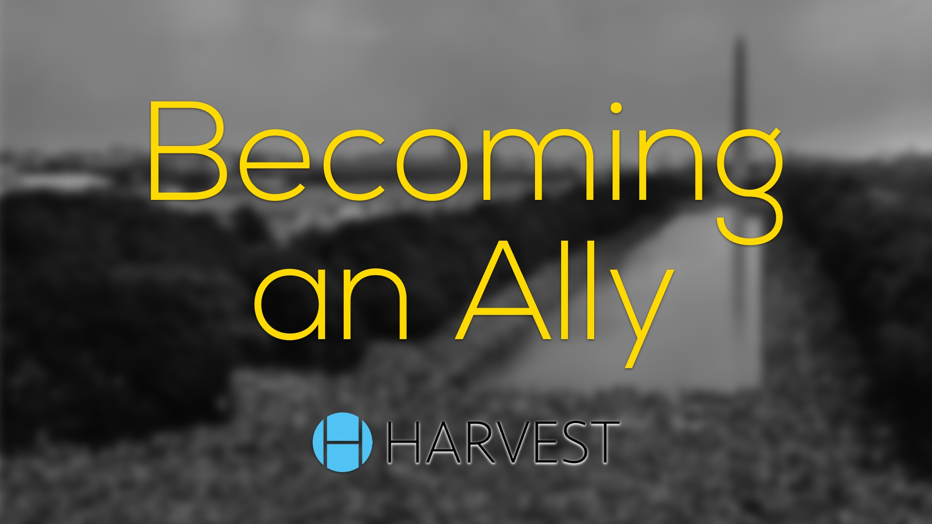 Becoming an Ally: What To Do When Your Heart is Breaking