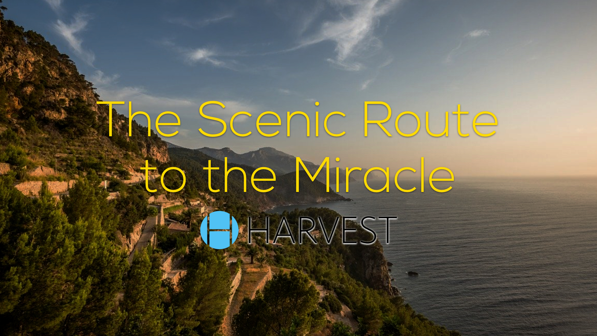 The Scenic Route to the Miracle: Christmas 2020