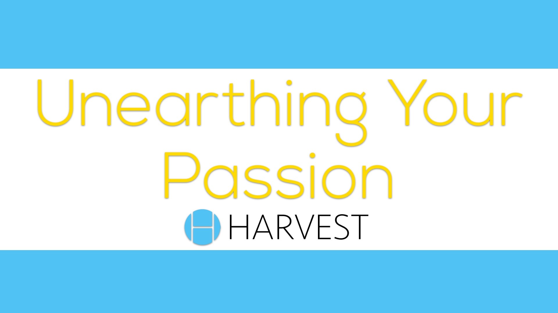 Palm Sunday: Unearthing Your Passion