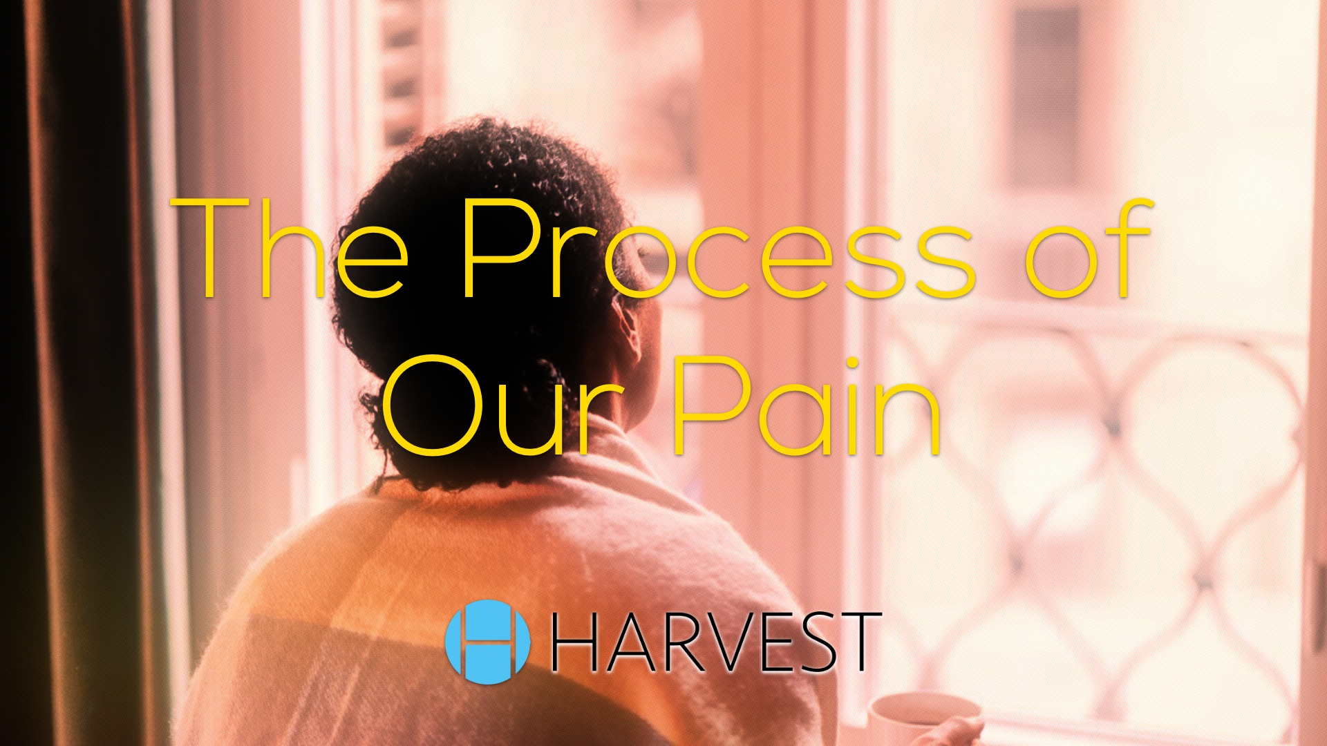 The Process of Our Pain